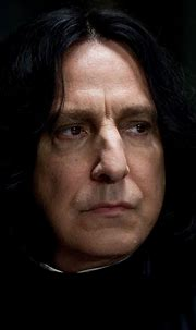 Happy birthday, Snape! Thanks for reminding us that ...