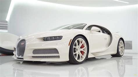 El color está presente en cada detalle de la silueta. Nuevo Bugatti Chiron Hermès Edition: 6 millones de lujo y exclusividad en color blanco - Motor.es