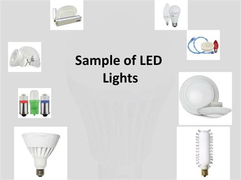Why We Use Led Lights Powerpoint Presentation