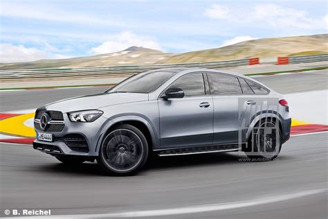 2019 Mercedes Gle Coupe by The Future Mercedes Gle Coupe By Auto Bild Mercedesblog