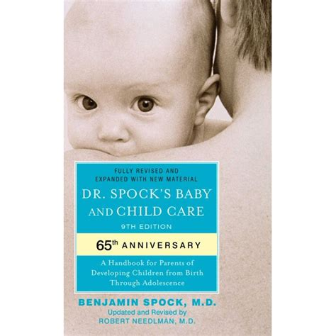 Dr Spocks Baby And Child Care 9th Edition Walmart