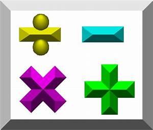 Digital Glossary: math symbols