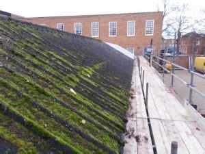 asbestos cement removal disposal roof repair cambridge