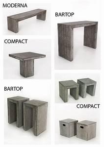 Möbel Aus Beton : exklusive podeste und stylische m bel aus beton ~ Michelbontemps.com Haus und Dekorationen