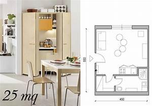 Arredare una casa piccola, da 25 mq a 60 mq Living Corriere