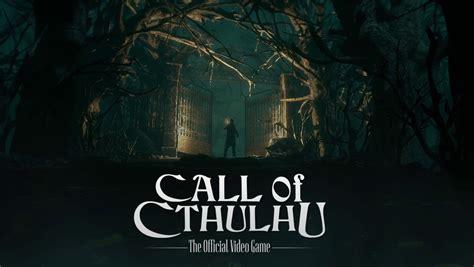 call  cthulhu ps xbox  pc date de sortie