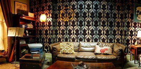 Sherlock Living Room Wallpaper by Sherlock Living Room Wallpaper Gallery