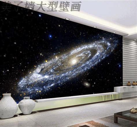 photo wallpaper bright milky  galaxy nebula wallpaper universe wallpaper living room bedroom