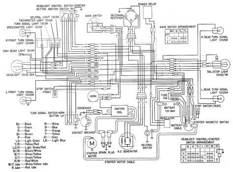 category honda wiring diagram  circuit  wiring diagram