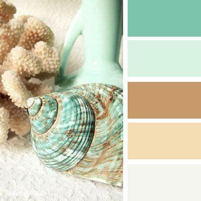 25 best ideas about coastal color palettes on