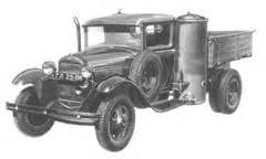 Газогенератор проф. карпова сентябрь 1934 года архив за рулем