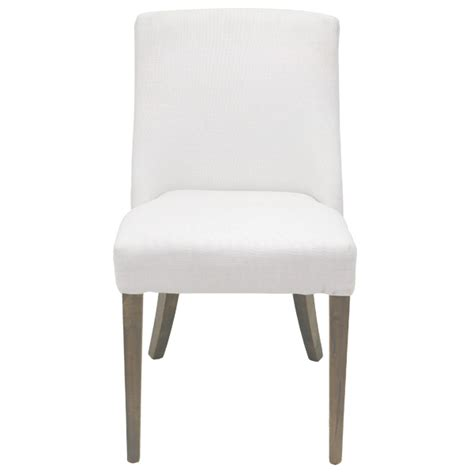dining chairs with pull ring ring chair ivory dining