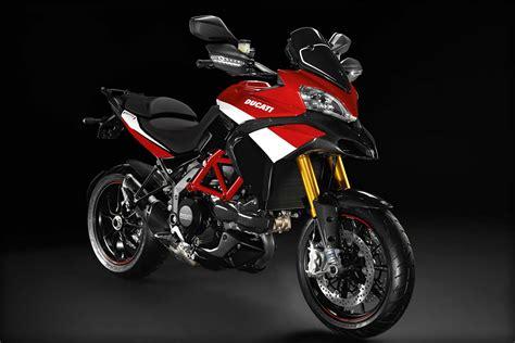 Ducati Multistrada by Ducati Multistrada 1200 S Pikes Peak Special Edition