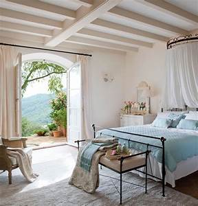 Los mejores dormitorios románticos