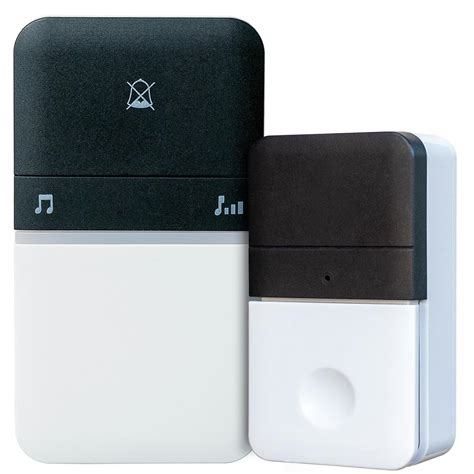 heath zenith battery  wireless doorbell  button sl
