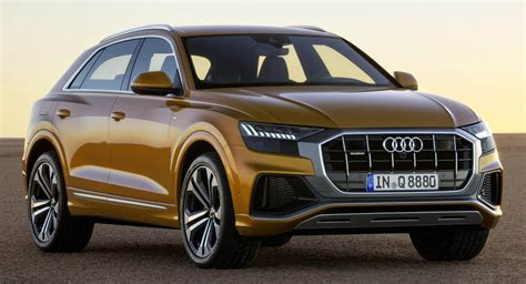 2019 Audi Crossover by 2019 Audi Q8 Is A Sport Quattro For The Crossover Era