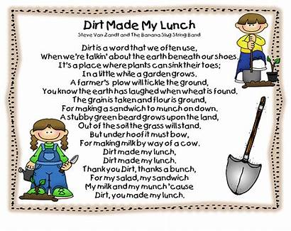 Soil Rocks Poem Grade Dirt Cleaning Unit