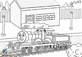 HD Wallpapers Thomas The Train Coloring Pages