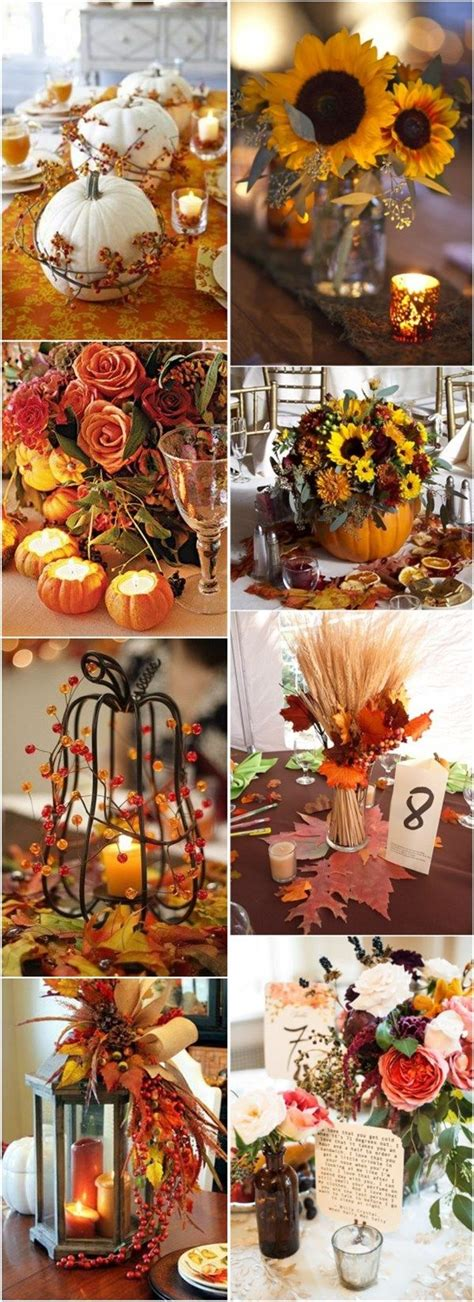 Fall Wedding Inspiration Simple Elegance by Laura