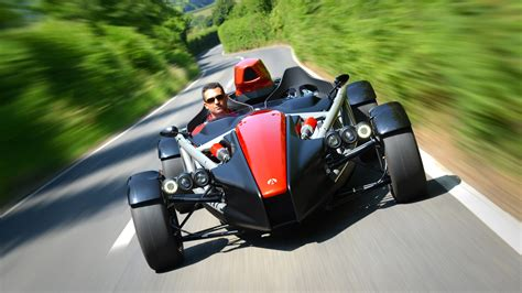 The New Ariel Atom 4 Is The Fastest Atom Yet