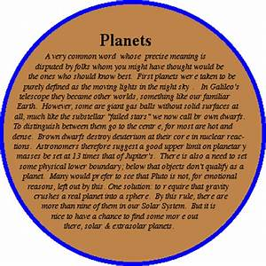 Planets Poem - Pics about space