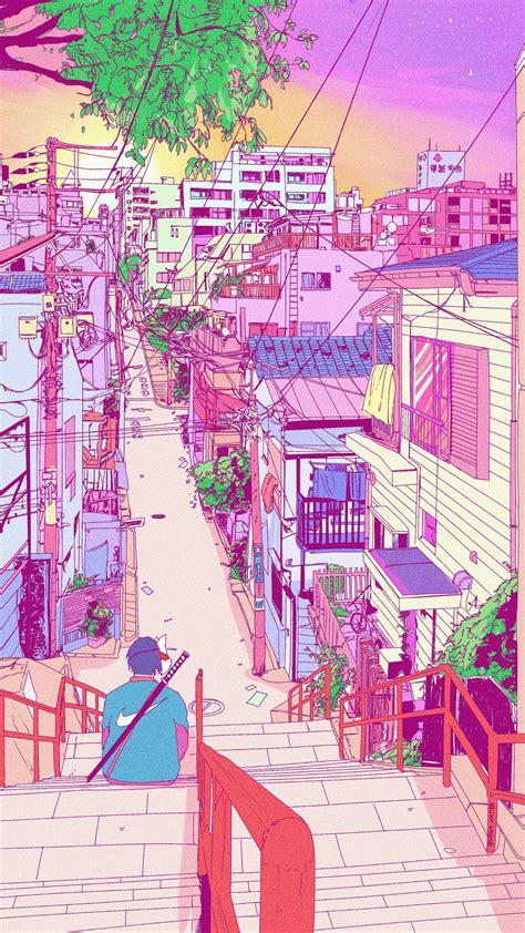 17 anime aesthetic wallpaper