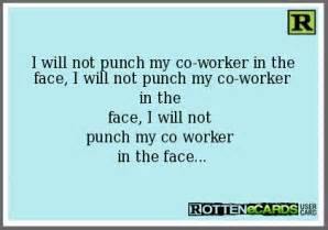 E-cards Annoying Co-Workers Meme