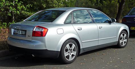 2005 audi a4 1.8t quattro - sedan 1.8l turbo awd manual