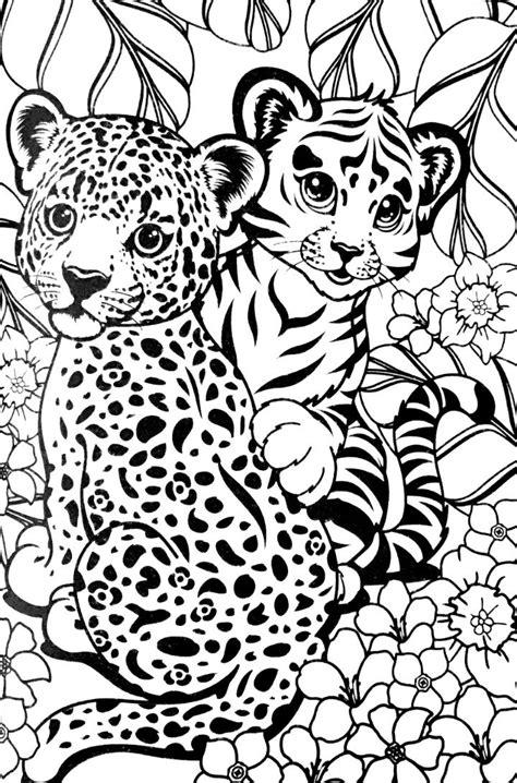 Animal Coloring Sheets Hard Awesome Coloring Sheets