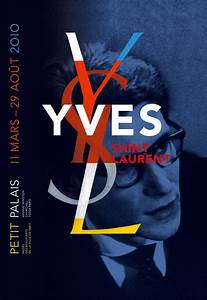 Musée Yves Saint Laurent : dancing letters at typorama exhibition from phillippe ~ Melissatoandfro.com Idées de Décoration
