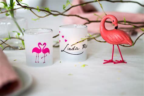 Günstig Selber Machen by Flamingos Am Ostertisch Diy Mit Pergamentpapier Und