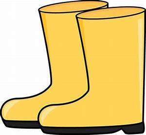 Rain boots. | Clip Art-Spring | Pinterest