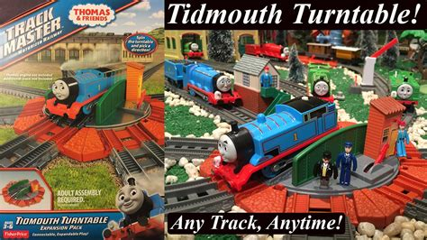 thomas and friends toy train expansion pack trackmaster