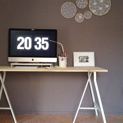 le de bureau ikea le bureau presque parfait bidouilles ikea