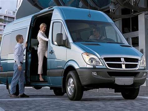 2007 Dodge Sprinter by 2007 Dodge Sprinter 2500 Cargo Pricing Ratings