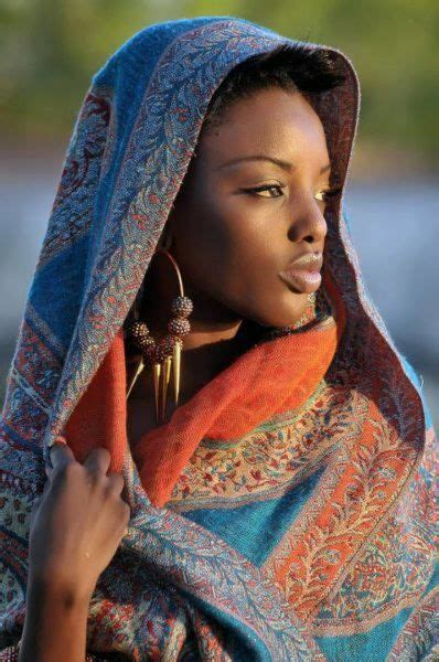 Young Woman From Senegal African Beauty Beauty Around The World Beauty