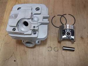 Stihl Ms361 Chainsaw 47mm Piston And Cylinder Kit New Replaces Part