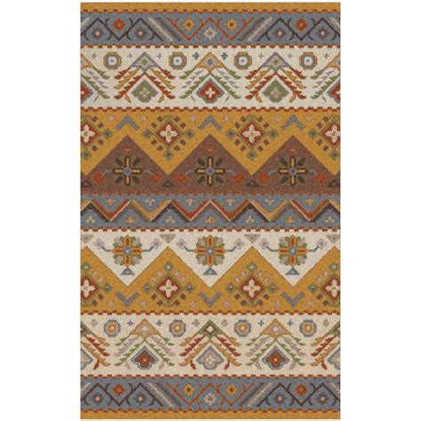area rugs home depot 9x12 artistic weavers dillon gold wool 9 ft x 12 ft area rug