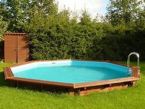 Piscine Jardin Pas Cher : piscine carrefour habitat et jardin piscine bois ~ Edinachiropracticcenter.com Idées de Décoration