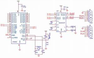 How To Interface Uart With 8051 Development Board