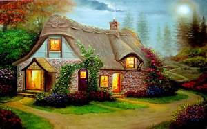 Cottage Wallpapers, Cottage Image Galleries, 35 ...