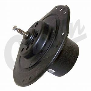 56001449 3-speed Heater Blower Motor  Fits 1977-86 Jeep Cj-5  Cj-7