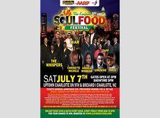 2012 Soul Food Festival July 7th CharlotteHappeningCom