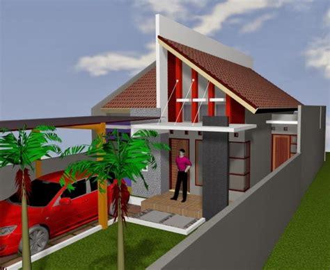 model atap rumah minimalis modern terbaik