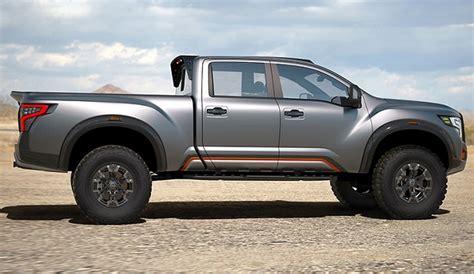 2020 Nissan Titan Warrior by 2020 Nissan Titan Warrior Rumors Design New Truck Models