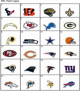 Nfl Team Names With Symbols