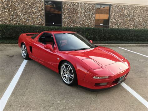 1990 jdm honda nsx acura nsx japan import very rare
