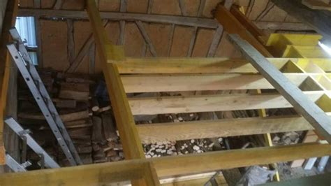 r 233 alisation d un plancher bois et pose d un escalier r 233 novation habitation 224 fontaine bonneleau