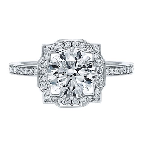 harry winston 40 fabulous engagement rings instyle com