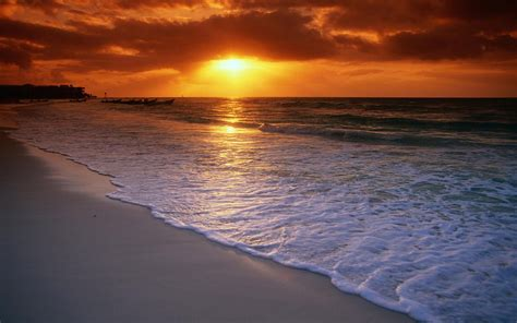 Beach Nature Scenes Hd Desktop Wallpaper, Instagram Photo